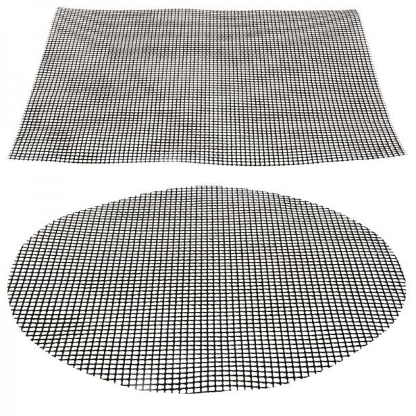 Dangrill Grillmatte Backofenmatte Backmatte Antihaftbeschichtung Grillunterlage