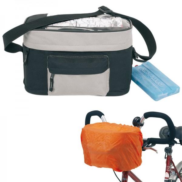 Fahrrad-Lenkertasche Kühltasche Gepäcktasche Fahrradtasche Fahrrad-Korb Radkorb
