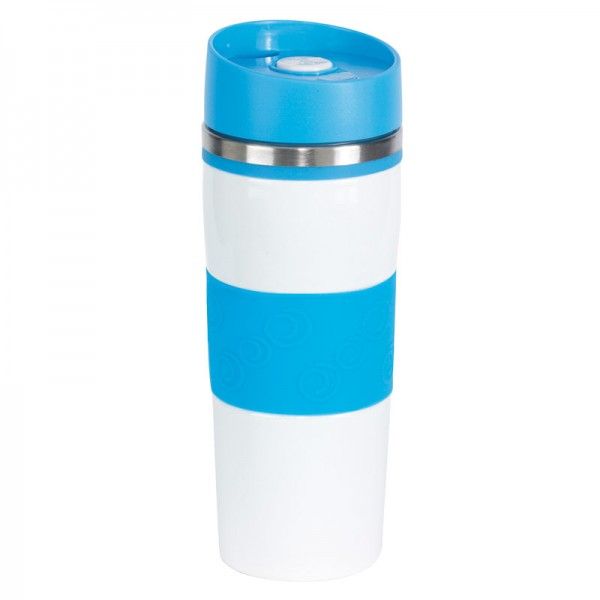 Thermobecher Aarabica Isolierbecher Kaffeebecher Coffee to go Becher Edelstahl
