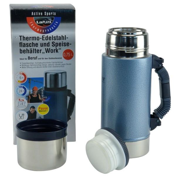LaPlaya Thermobehälter Speisebehälter Thermoskanne Suppenbehälter Speisewärmer