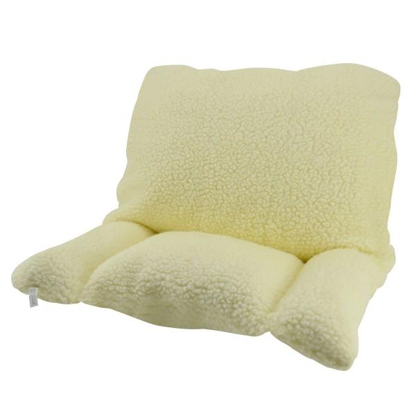 Sessel-Rückenkissen Nackenkissen Komfort-Kissen Stützkissen Sesselauflage