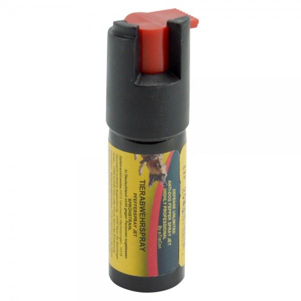 Pfefferspray Tierabwehrspray Pepper Jet Spray zur Tierabwehr 11g