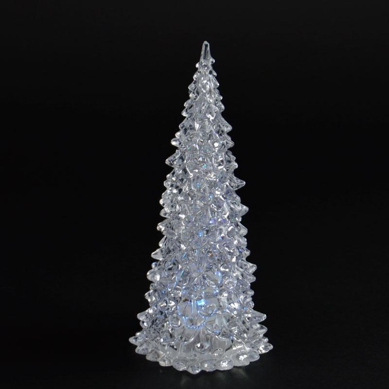 Tannenbaum Acryl.Led Weihnachtsbaum Acryl Tannenbaum Christbaum Weihnachten Farbwechsel Fenster