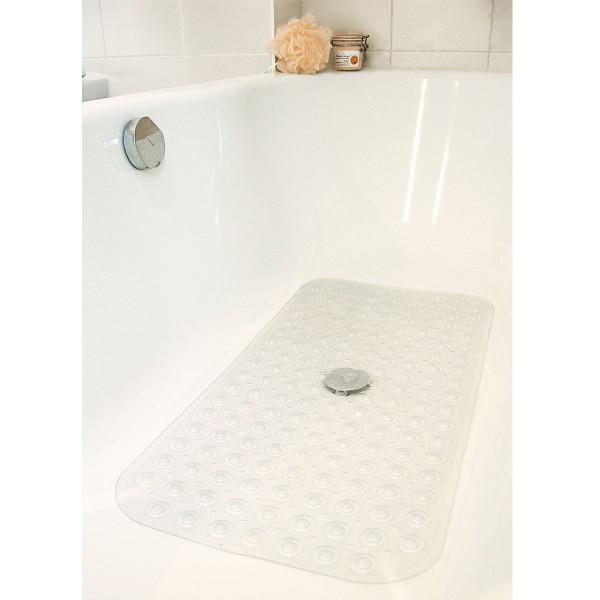 Badewanneneinlage Anti-Rutsch-Matte Badewannenmatte Duschmatte Badematte Dusche