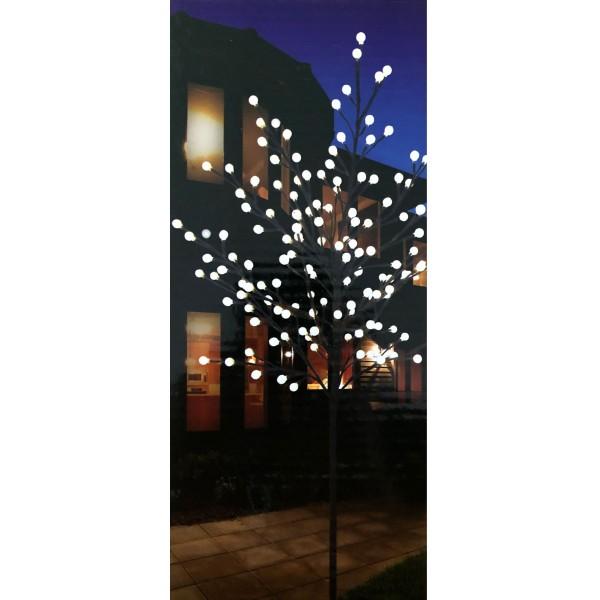 Bonetti Weihnachtsbaum LED-Baum Lichtbaum Lichterbaum Weihnachts-Deko 200 LEDs