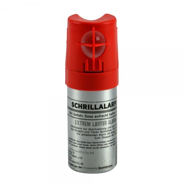 Schrill-Alarm Scream Panik-Sirene Schutz Selbstverteidigung 120dB