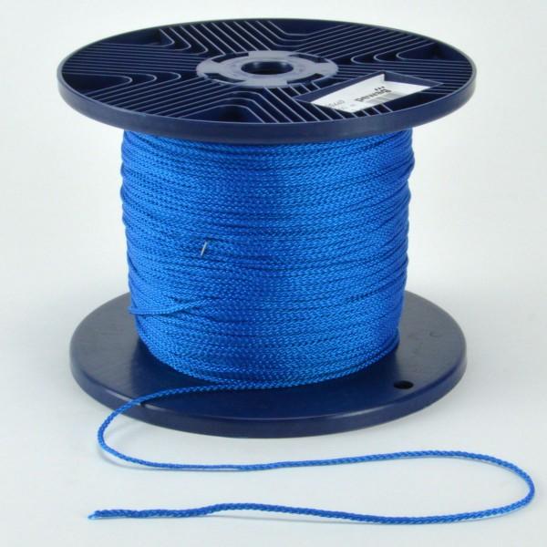 Pewag Polypropylen-Seil 400m Schnur Flechtleine Tau Tauwerk PP blau