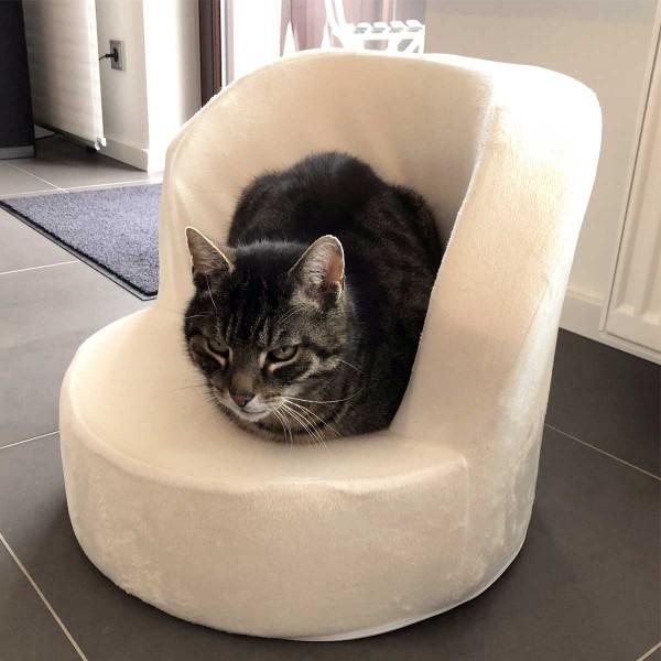 Mirabeau Katzensessel Hundesessel Kinder-Sessel Katzenbett Hundebett Körbchen