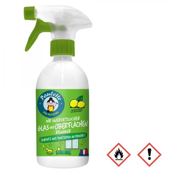 Paulette Desinfektions-Reiniger Desinfektionsmittel Glas Oberflächen 500ml