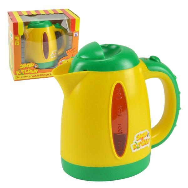 Kinder-Wasserkocher Kinderküche Kinder-Spielzeug Licht & Sound Küche