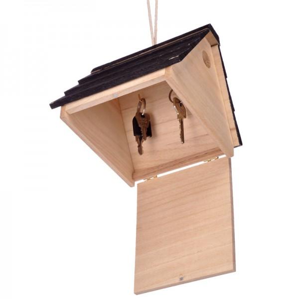 Schlüsselversteck Vogelhaus Schlüsselkasten Geheimversteck Schlüssel-Versteck